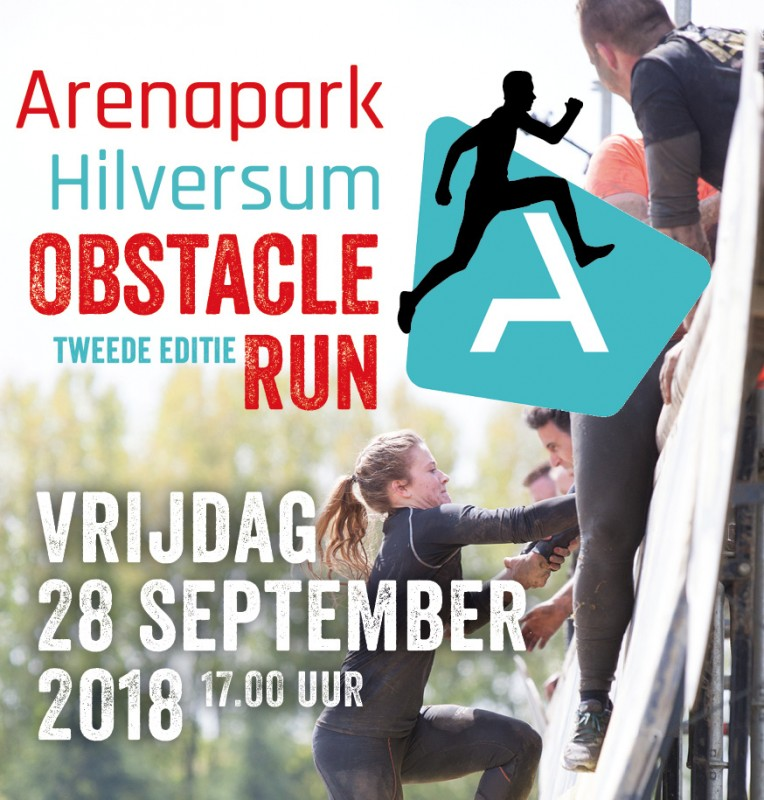 Arenapark Obstacle Run 2018